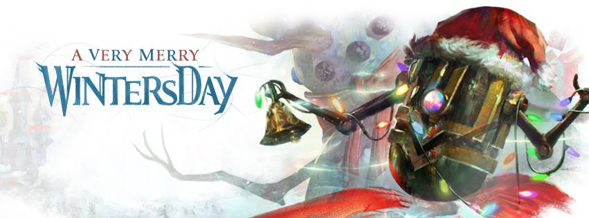 A Very Merry Wintersday 2018